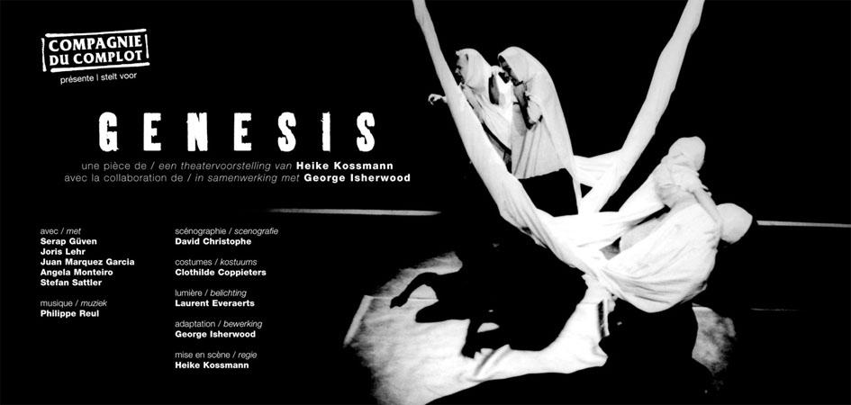 Genesis carte